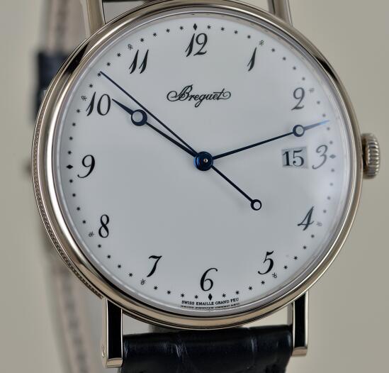 Super Movement: Perfect Breguet Classique Series 5177 Replica Watch