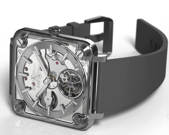 Orologio Replica Bell & Ross Con Design Scheletro